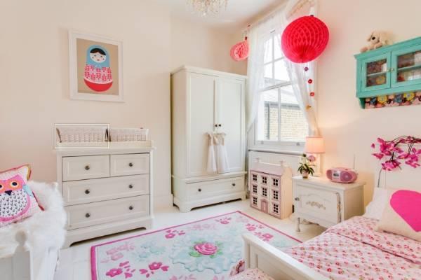 Этнический русский стиль в дизайне спальни