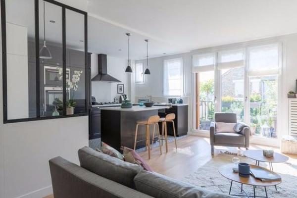 Дизайн однокомнатной квартиры фото 7