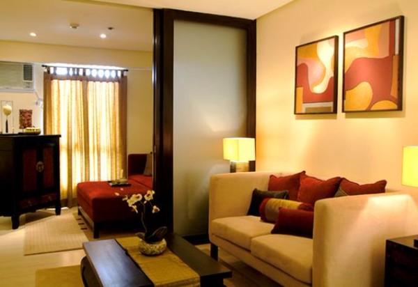 Дизайн однокомнатной квартиры 40 кв м - фото 6