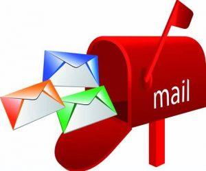 e-mail-почта декор и интерьер