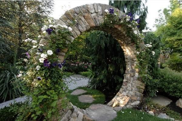 Необычные идеи для ландшафтного дизайна загородного дома