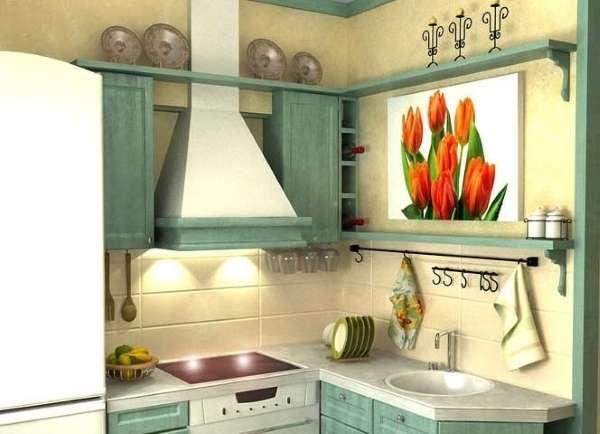 Интерьер кухни частного дома - как продумать дизайн своими руками
