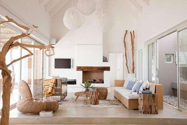 Дизайн интерьера частного дома: современные идеи и фото 2017