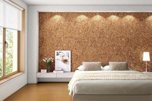 Дизайн спальни в современном стиле - фото в частном доме