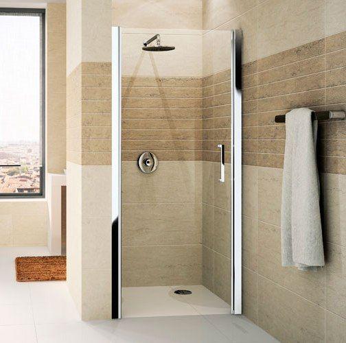Стеклянная дверь в душ красивое фото