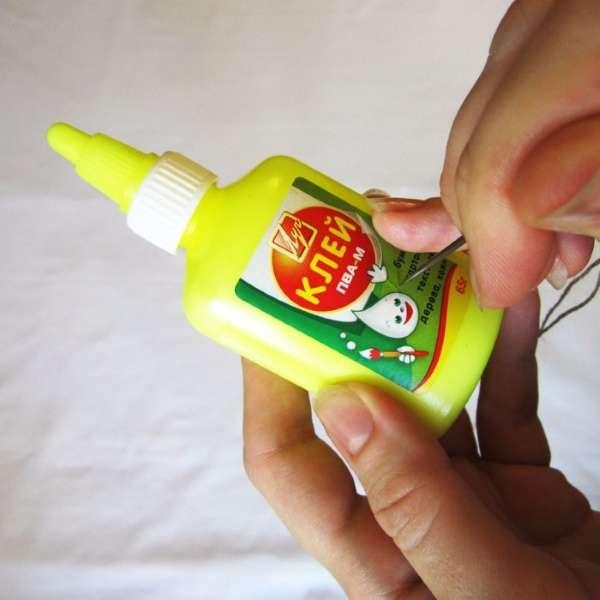 Как сделать светильник своими руками - на фото шаг 2