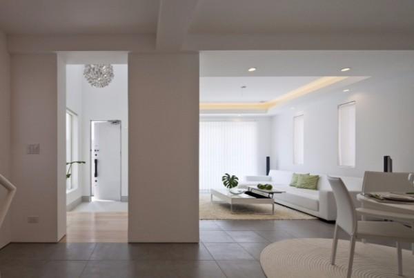 Дизайн интерьера частного дома внутри - планировка комнат