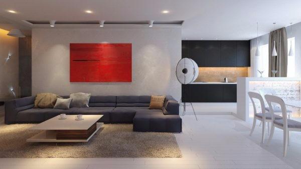 Дизайн частного дома внутри своими руками