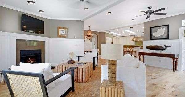 Дизайн интерьера частного дома - красивые фото