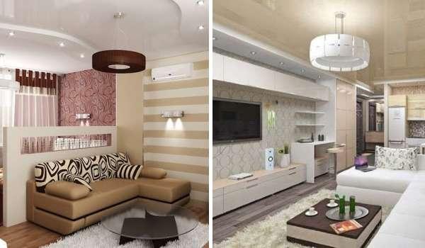 Дизайн интерьера маленькой квартиры - лучшие идеи 2017