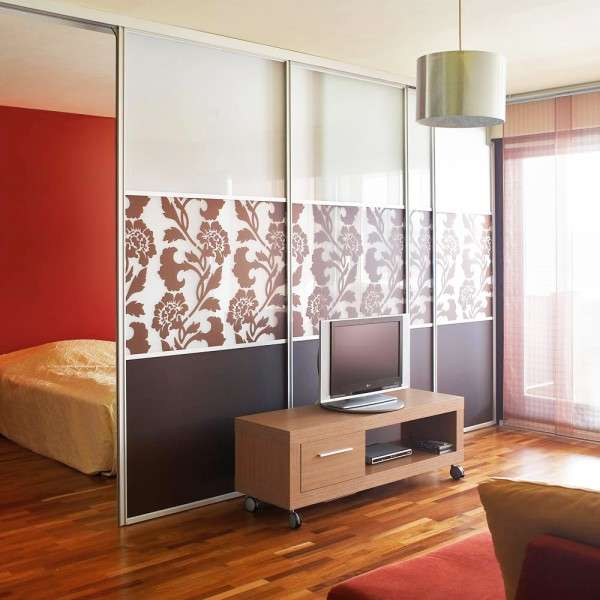 Дизайн интерьера маленькой квартиры - планировка комнат