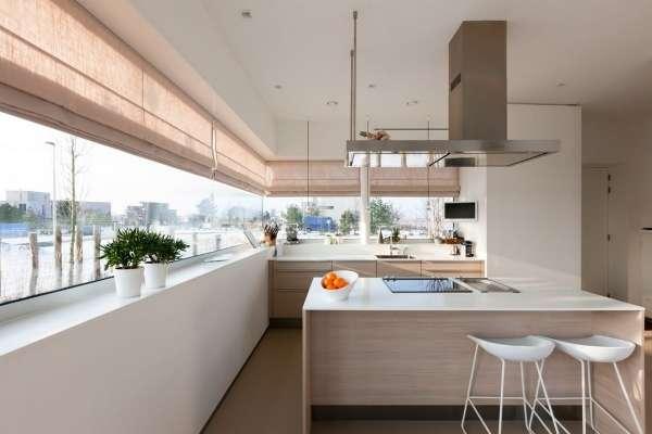 Дизайн кухни в частном доме своими руками - идеи для вдохновения