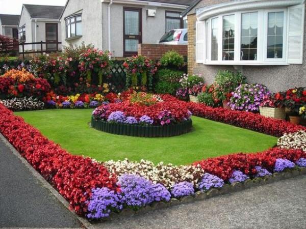 На фото 7: Ландшафтный дизайн двора