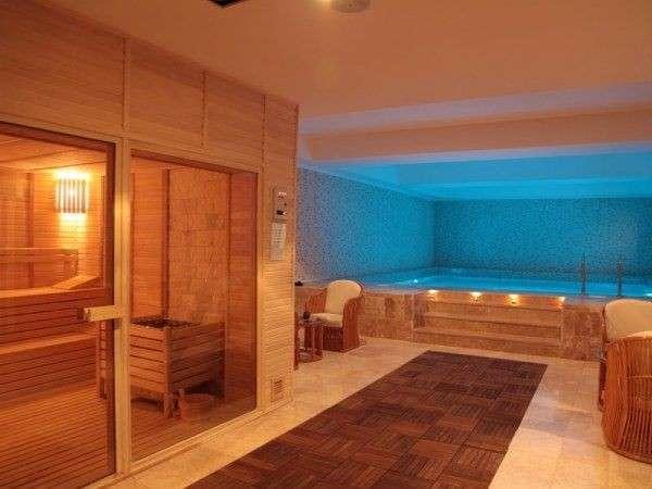 Дизайн интерьера частного дома своими руками - сауна и бассейн