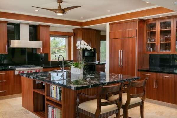Интерьер кухни частного дома своими руками - фото для вдохновения