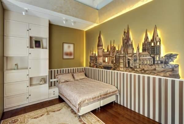 Красивые светлые цвета для детской комнаты