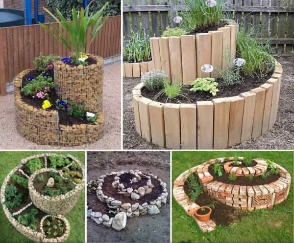 Как украсить двор своими руками с помощью подручных 34
