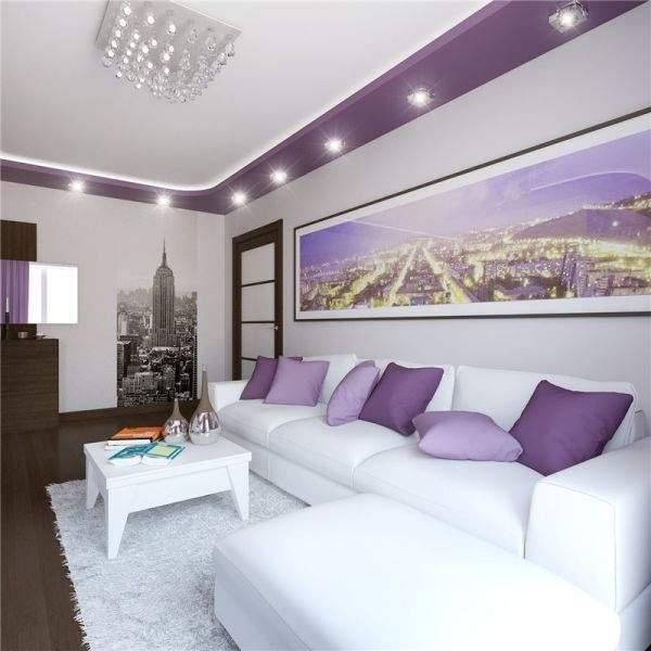 Дизайн комнаты студии с кухней 18 кв м 3