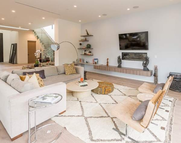 Дизайн интерьера гостиной 2017 - фото новинки