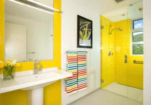 Дизайн ванной комнаты в квартире студии 30 кв м