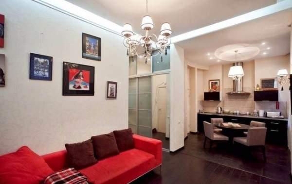 Лучшие идеи для квартиры студии размером 25 кв м