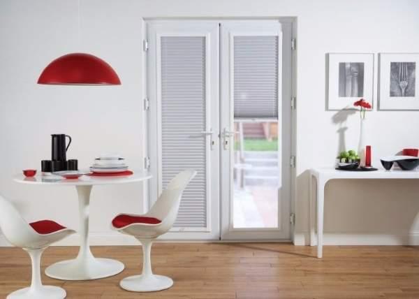 Двери межкомнатные в кухню - фото в интерьере