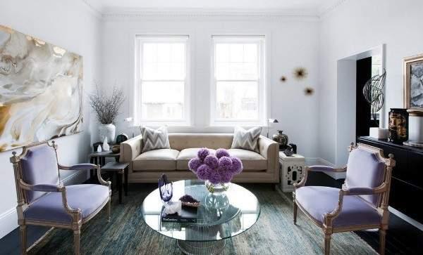 Интерьер зала в частном доме своими руками - сочетаем цвета и стиле