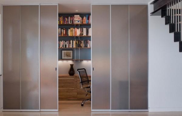 Раздвижные системы для стеклянных дверей - купе и другие