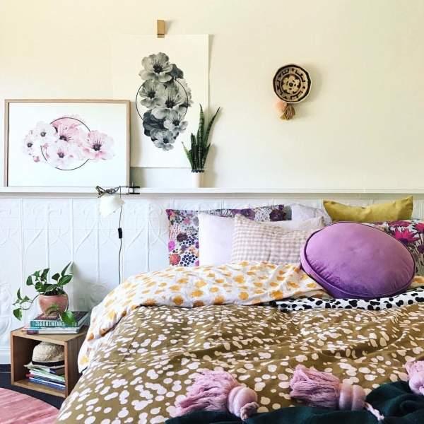 Модные тенденции в дизайне интерьера спальни 2017
