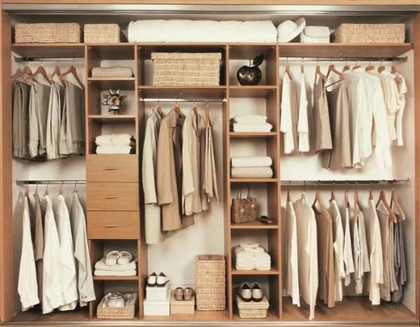 Шкаф купе в спальню - размеры и наполнение