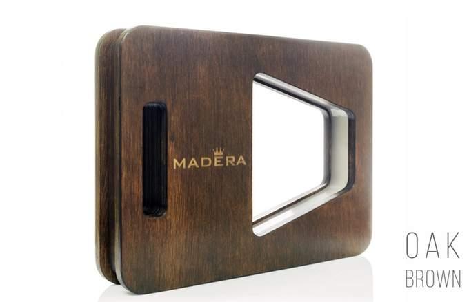 Настольная светодиодная лампа Madera 007