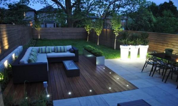 Красивый дизайн двора, фото 18
