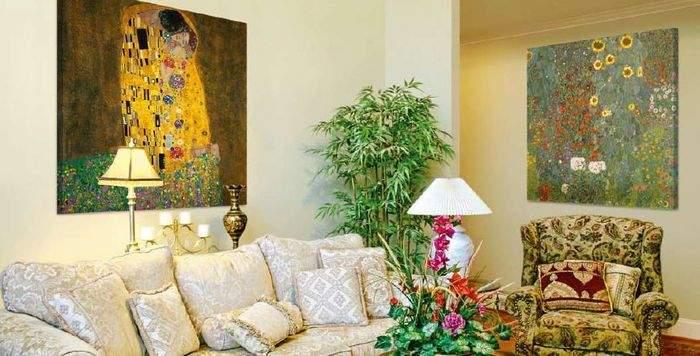 Купить репродукции картин на холсте по выгодной цене