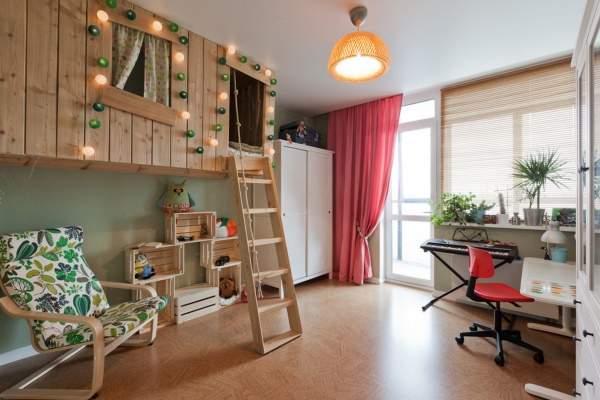 Цвета в интерьере детской комнаты: 9 красивых сочетаний с фото