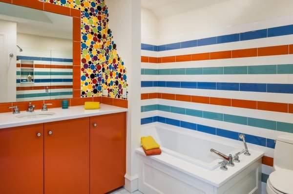 Самые красивые ванные комнаты - фото подборка 2017 года