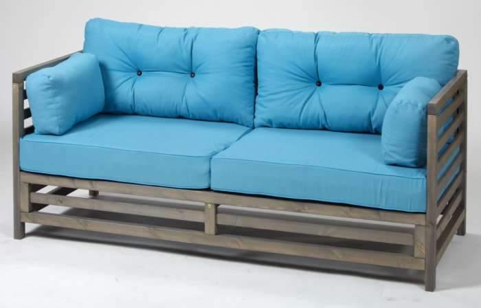 Как сделать диван своими руками - подборка лучших идей с фото