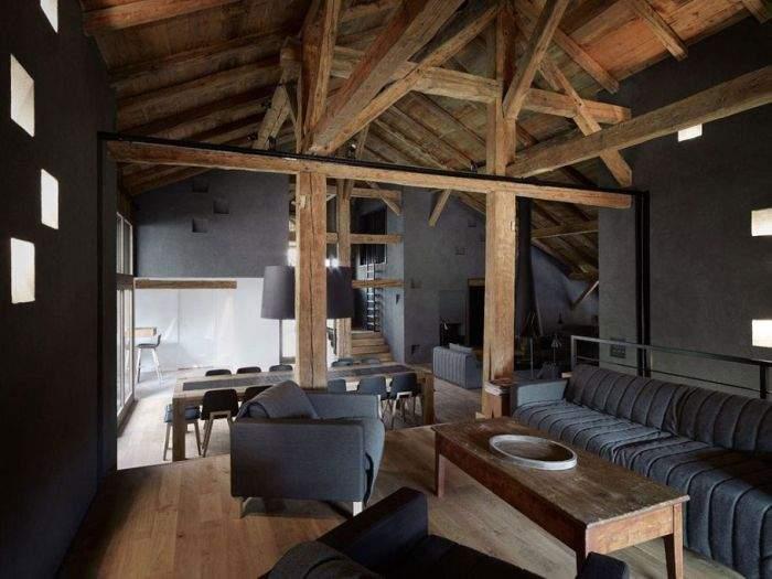 Как продумать и создать интерьер частного дома своими руками