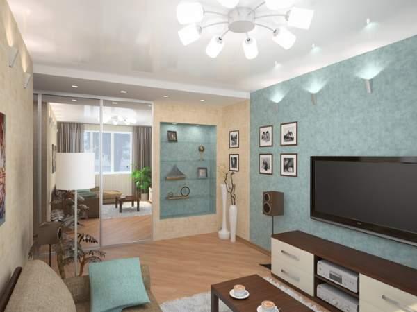 Современный дизайн маленьких квартир хрущевок - подборка лучших фото