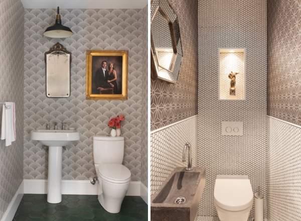 Дизайн туалета в квартире 2018