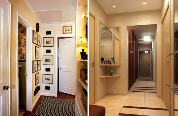 Дизайн маленьких квартир хрущевок - идеи оформления прихожей