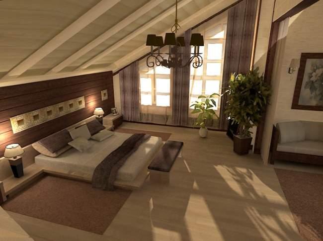 Внутренний дизайн загородного дома: варианты и 20 фото интерьеров