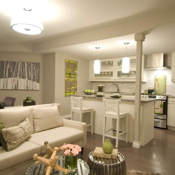 Дизайн студио квартира