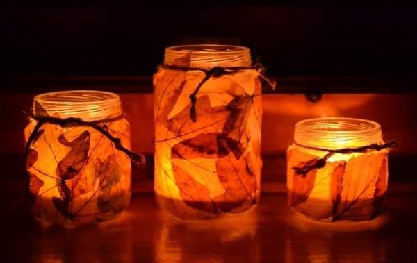 Светильники из банок своими руками - топ идеи для дома 2017
