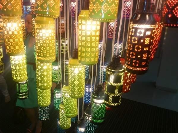 Уют в доме своими руками - идеи создания светильников и декора