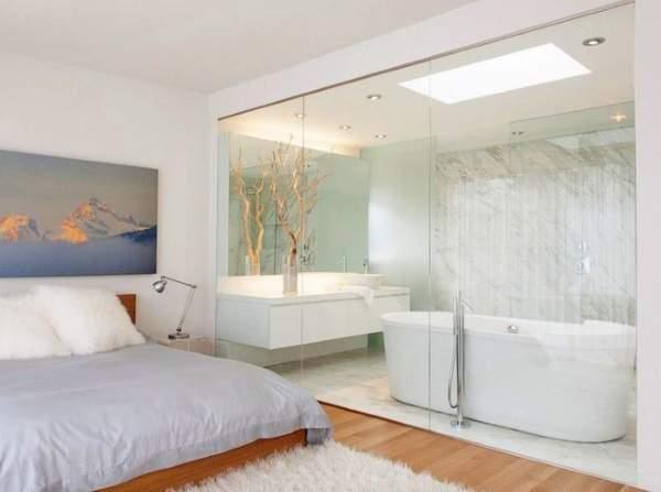 Какие стеклянные двери для ванной купить в 2017 году