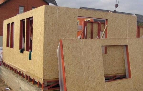Канадская технология строительства каркасных домов фото 1