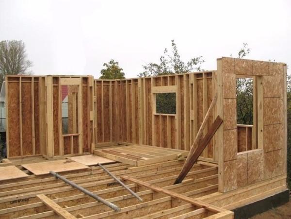 Канадская технология строительства каркасных домов фото 2
