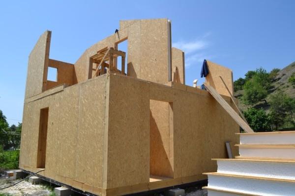 Каркасные дома по канадской технологии фото 2