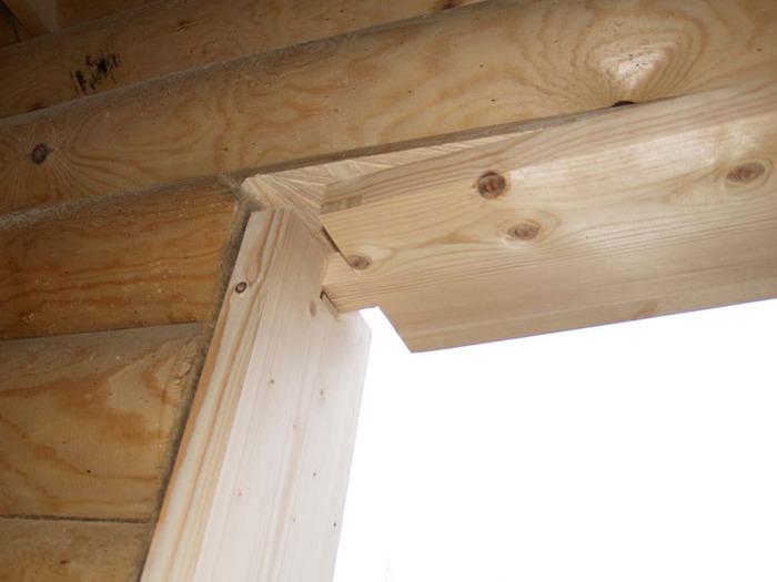 Монтаж окон в деревянном доме своими руками фото