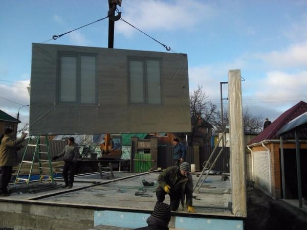 Немецкая технология строительства каркасного дома фото 1